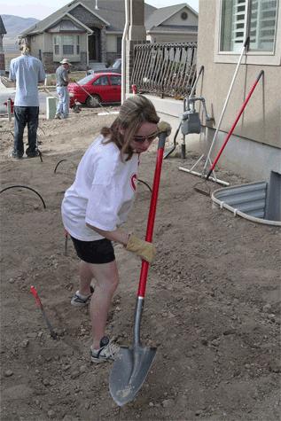 Rac shovels