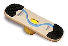 A Wobble Board, an instrument of humiliation