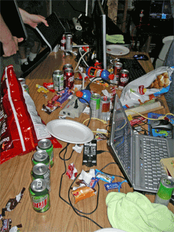 The Geek Mess