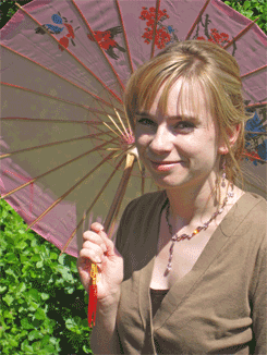 Me and my Parasol