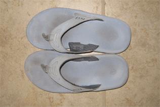 My Reef Sandals
