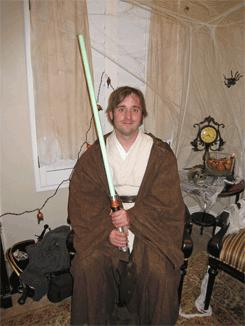 Jacob the Jedi
