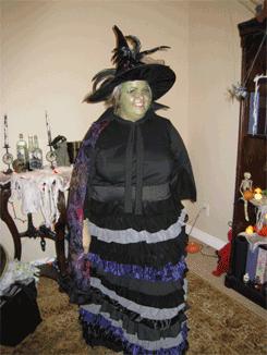 Jenn the Witch
