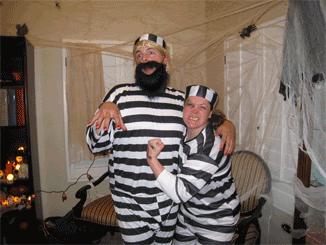 Kara and Jeremy the Prison Princess