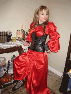 My Devilish Costume