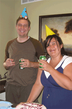 Tom and Aimee
