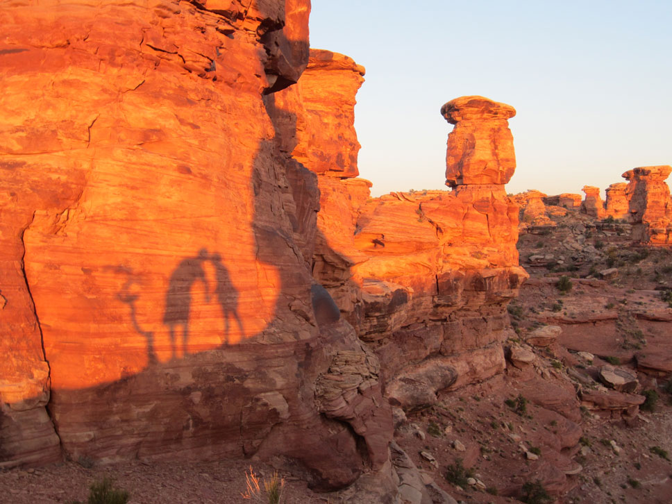 If you like photography, you'll love Moab.