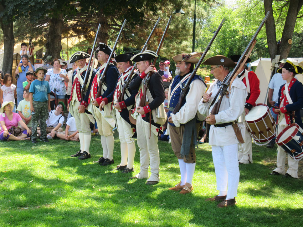 The Colonial Heritage Festival was founded to preserve the skills, culture and history of America's beginnings.