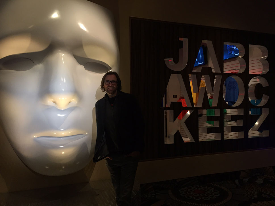The Jabbawockeez put on a mesmerizing dance show with a mix of hip-hop and humor.