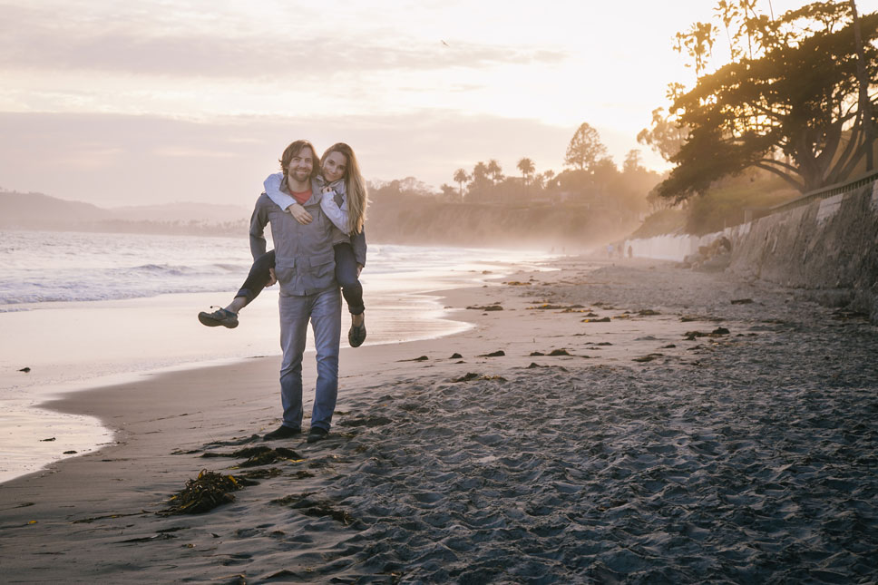 Butterfly Beach is a favorite of romantic wanderers.