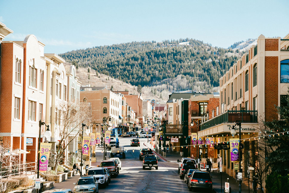 Park City's Main Street is famous for its foodstuffs and posh shops but, surprisingly, not for its Pokestops.