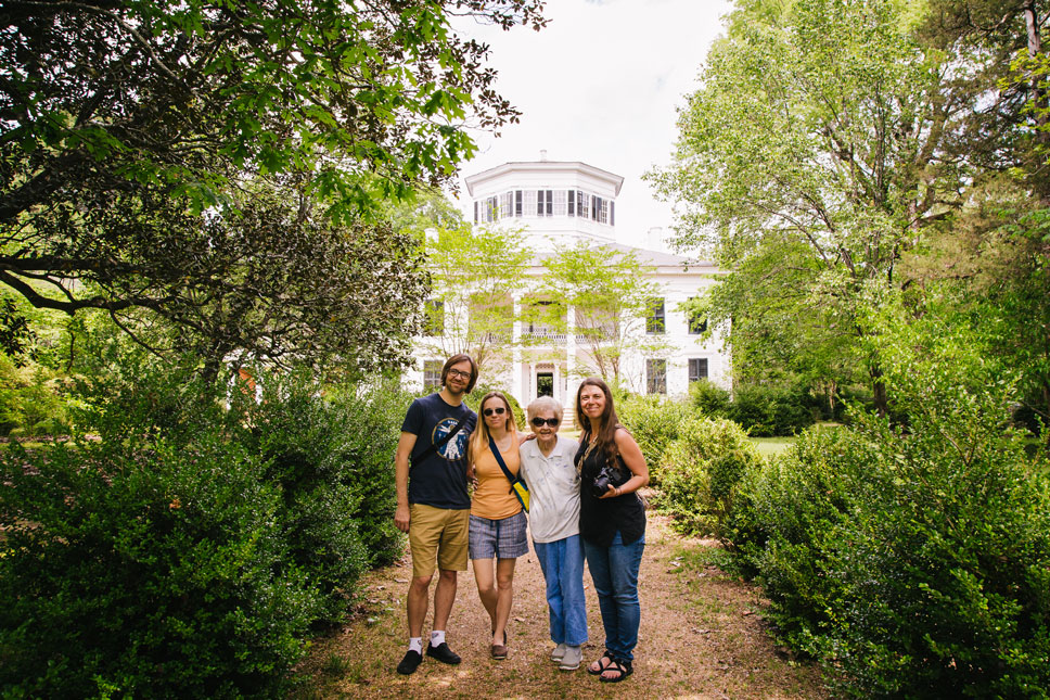 Beautiful antebellum homes can be found in unexpected places throughout the South.