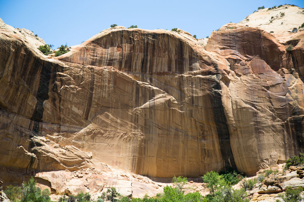 Grand Staircase-Escalante Monument hosts not just nature's creations but ancient man's as well.